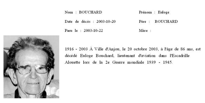 Euloge Bouchard